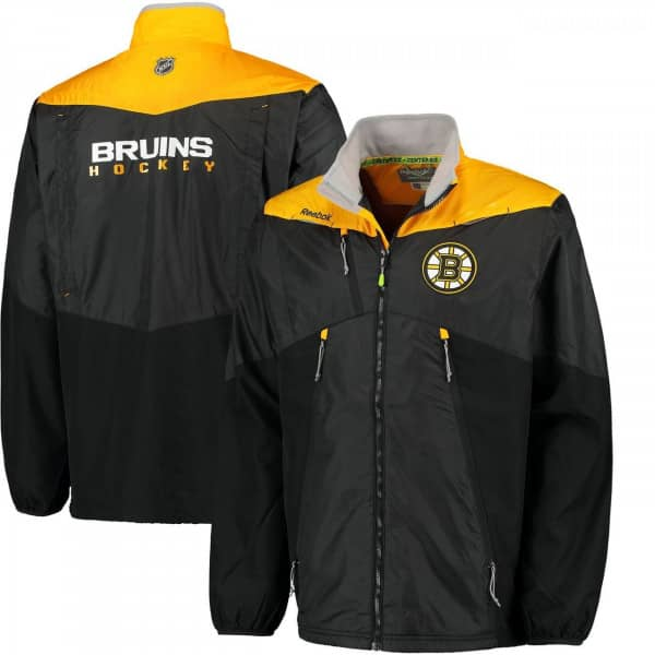 Boston Bruins Center Ice NHL Stadionjacke
