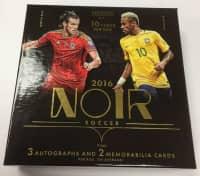 2016/17 Panini Noir Soccer Hobby Box