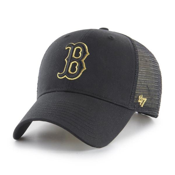 Boston Red Sox '47 Brand Metallic MLB Trucker Cap