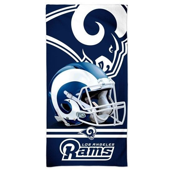 Los Angeles Rams WinCraft Spectra NFL Strandtuch