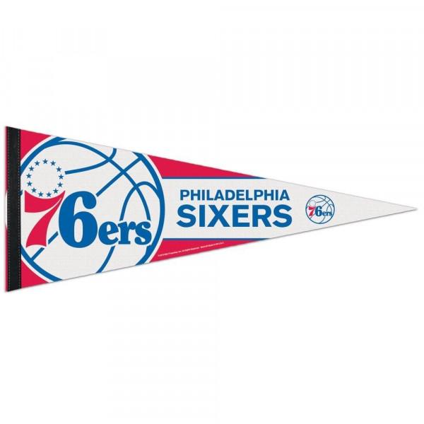 Philadelphia 76ers Big Logo Premium NBA Wimpel