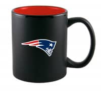 New England Patriots Two Tone NFL Becher (325 ml)