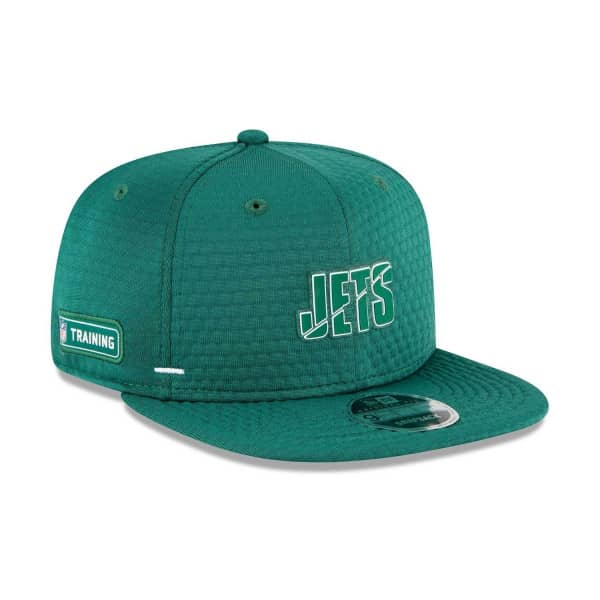 New York Jets 2020 Summer Sideline New Era Original Fit 9FIFTY Snapback NFL Cap
