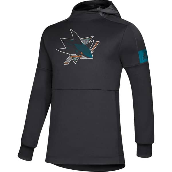 San Jose Sharks 2019/20 NHL Game Mode Hoodie