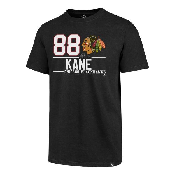 Patrick Kane #88 Chicago Blackhawks Player Club NHL T-Shirt