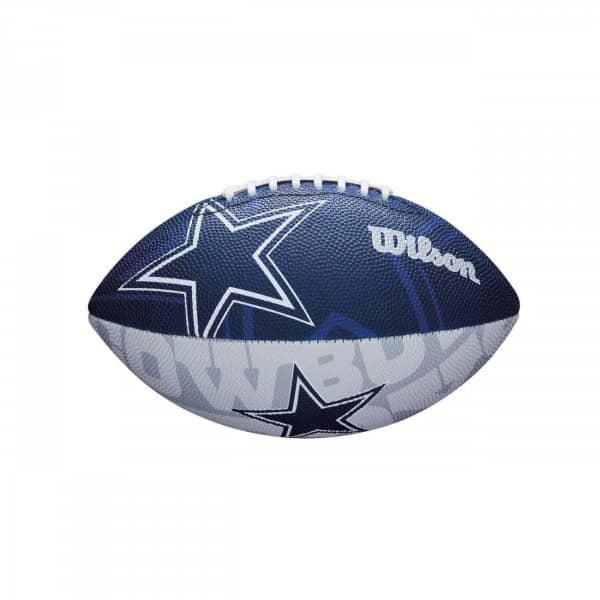 Dallas Cowboys Team Logo Junior NFL Football