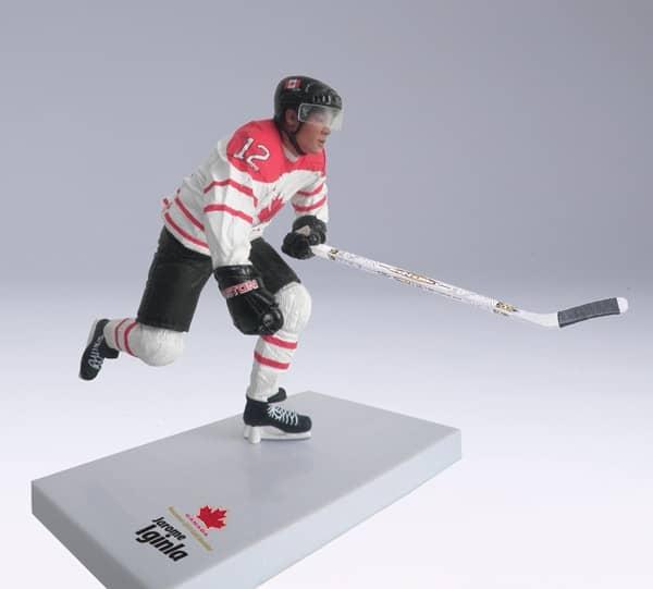 Team Canada 2010 Jarome Iginla Figur