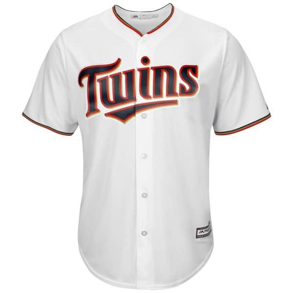 Minnesota Twins Cool Base MLB Trikot Home