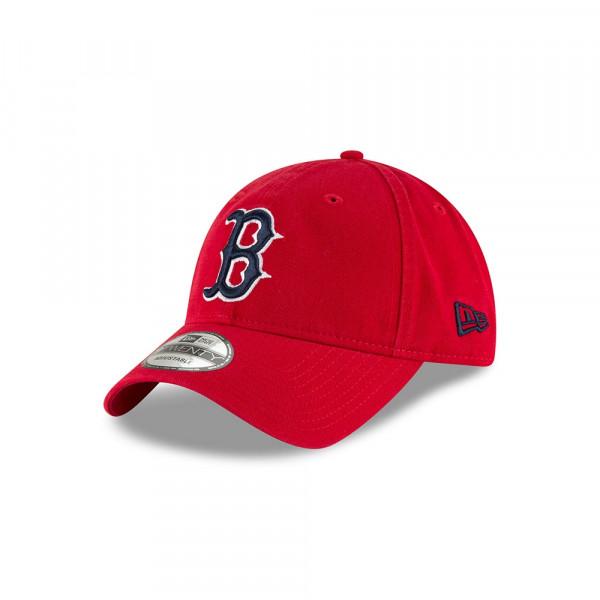 Boston Red Sox Core Classic 9TWENTY Adjustable MLB Cap Rot