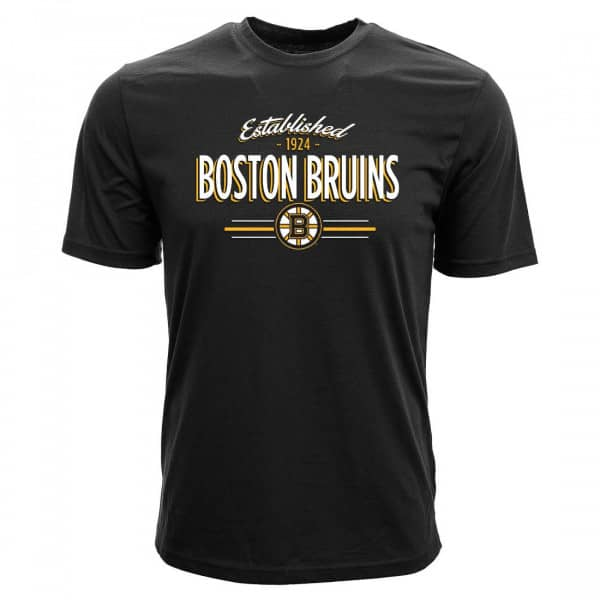 Boston Bruins Established Crowned NHL T-Shirt