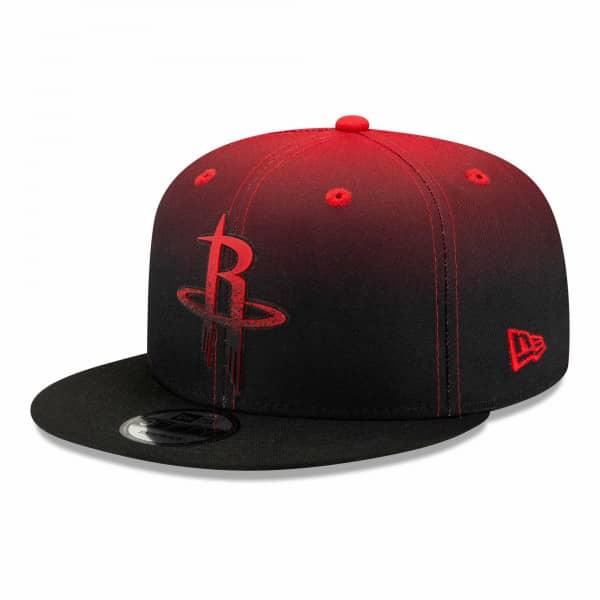 Houston Rockets 2021 NBA Authentics Back Half New Era 9FIFTY Snapback Cap