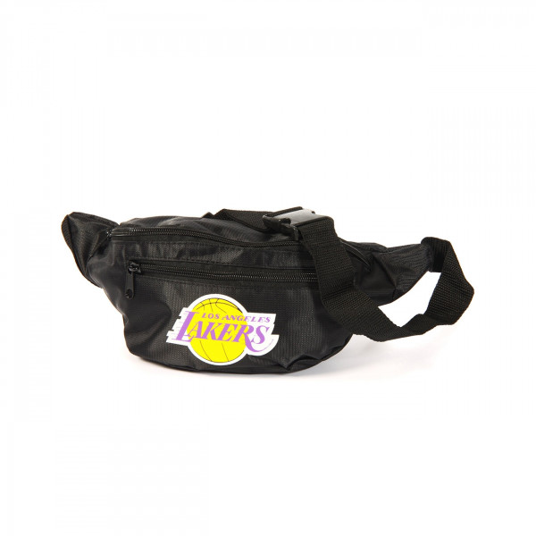Los Angeles Lakers Black NBA Bauchtasche