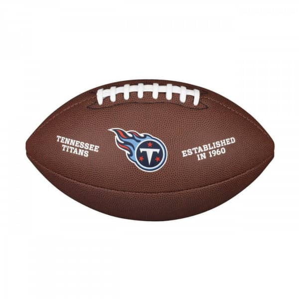 Tennessee Titans Composite Full Size NFL Football