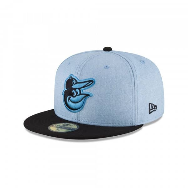 Baltimore Orioles 2018 Father's Day 59FIFTY Fitted MLB Cap