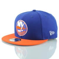 New York Islanders 2-Tone Team Logo Snapback NHL Cap