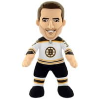 Patrice Bergeron #37 Boston Bruins NHL Plüsch Figur