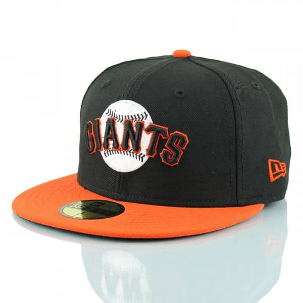 San Francisco Giants Primary Logo 59FIFTY Fitted MLB Cap