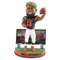 Odell Beckham Jr. Cleveland Browns Billboard Bobblehead Figur (20 cm)