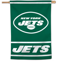 New York Jets WinCraft Vertical NFL Fahne