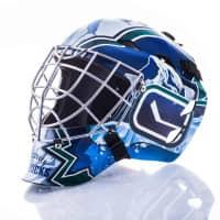 Vancouver Canucks NHL Mini Goalie Mask