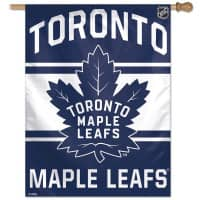 Toronto Maple Leafs Eishockey NHL Fahne