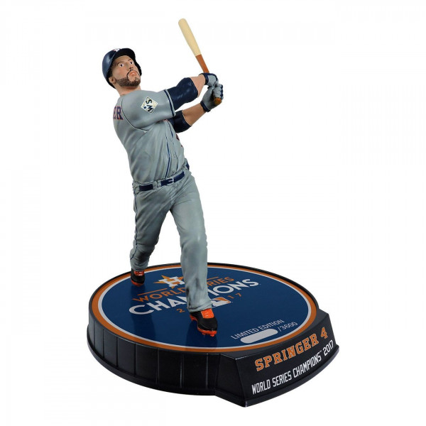 2017 George Springer Houston Astros World Series MVP MLB Figur (16 cm)