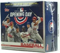2019 Topps Opening Day Baseball Hobby Box MLB