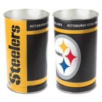Pittsburgh Steelers Metall NFL Papierkorb