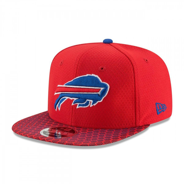 e6411e8a92e2ee New Era Buffalo Bills 2017 Sideline ON-FIELD NFL Snapback Cap | TAASS.com  Fan Shop