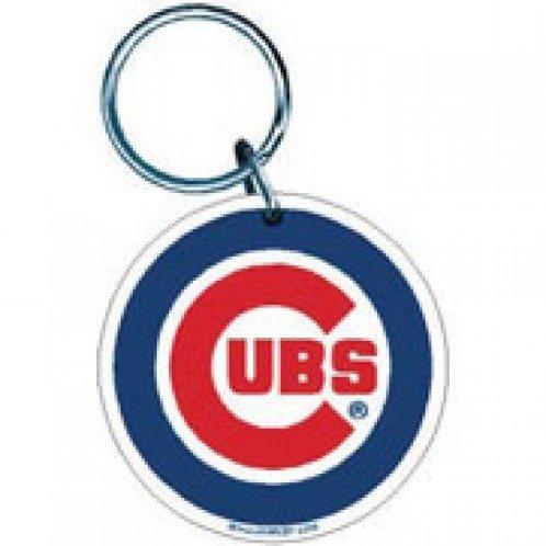 Chicago Cubs Premium Logo MLB Schlüsselanhänger