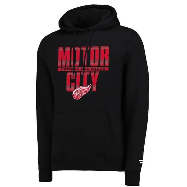 Detroit Red Wings Motor City Hometown NHL Hoodie