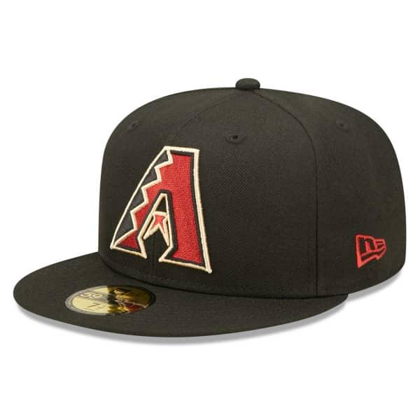 Arizona Diamondbacks Authentic New Era 59FIFTY Fitted MLB Cap Game