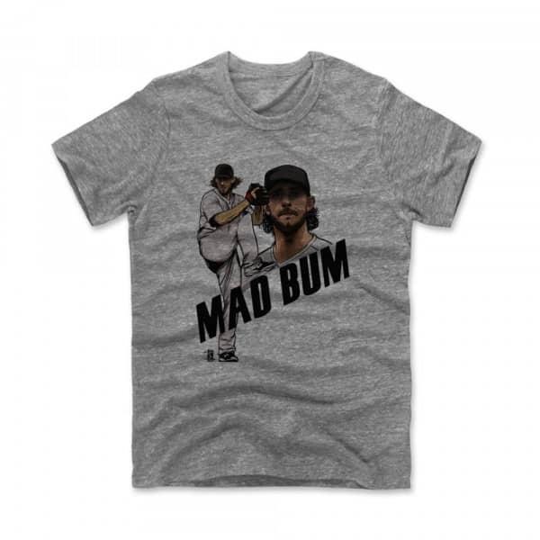 San Francisco Giants Madison Bumgarner MLB T-Shirt Grau