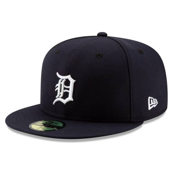 Detroit Tigers Authentic 59FIFTY Fitted MLB Cap Home