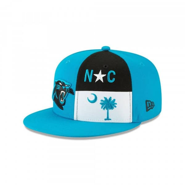 Carolina Panthers 2019 NFL Draft On-Stage 59FIFTY Fitted Cap