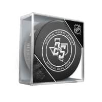 Dallas Stars 25th Anniversary NHL Official Game Puck
