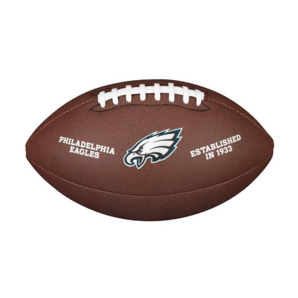 Philadelphia Eagles Composite Full Size NFL Football
