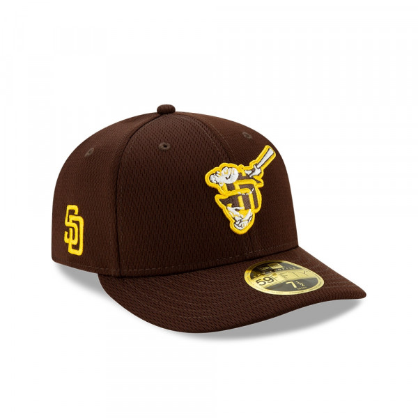 San Diego Padres 2020 Authentic Spring Training Low Profile 59FIFTY MLB Cap