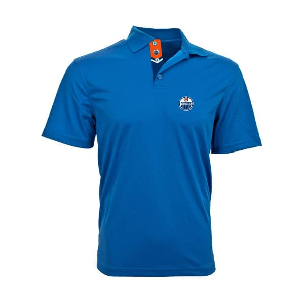 Edmonton Oilers Omaha NHL Poloshirt