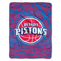 Detroit Pistons Super Plush NBA Decke