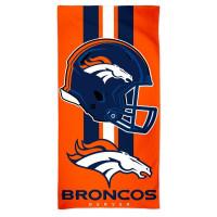 Denver Broncos Helmet NFL Strandtuch
