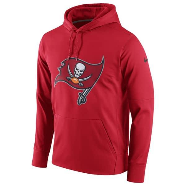 Tampa Bay Buccaneers Circuit Therma NFL Hoodie Sweatshirt