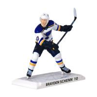 2018/19 Brayden Schenn St. Louis Blues NHL Figur (16 cm)