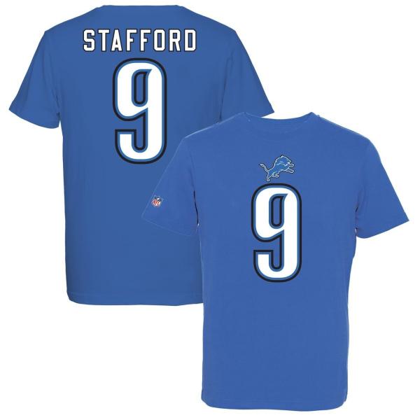 Matthew Stafford #9 Detroit Lions Eligible Receiver NFL T-Shirt