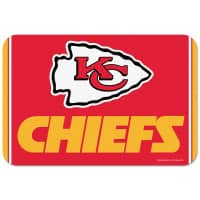 Kansas City Chiefs Team Logo NFL Fußmatte