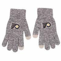 Philadelphia Flyers Gray Knit Texting FOCO NHL Handschuhe