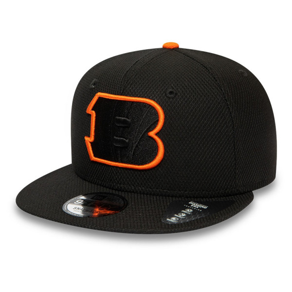 Cincinnati Bengals Team Outline 9FIFTY Snapback NFL Cap