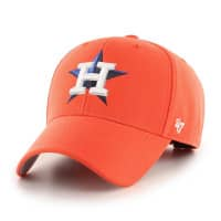 Houston Astros '47 MVP Adjustable MLB Cap Orange