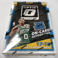 2017/18 Panini Donruss Optic Basketball Hobby Box NBA
