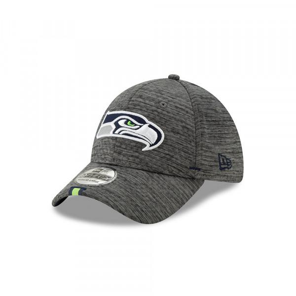 b87cbf3ac03f41 New Era Seattle Seahawks 2019 NFL Training 39THIRTY Flex Fit Cap Grey |  TAASS.com Fan Shop